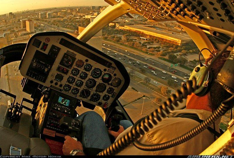Helicopter Radiotelephony