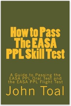 EASA Skill Test Book Cover